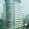 "<div><b>Lautan Luas</b>, West Jakarta</div><div style=""font-weight: normal;"">Reinforced concrete building,</div><div style=""font-weight: normal;"">16 floors & 2-layer basement</div>"
